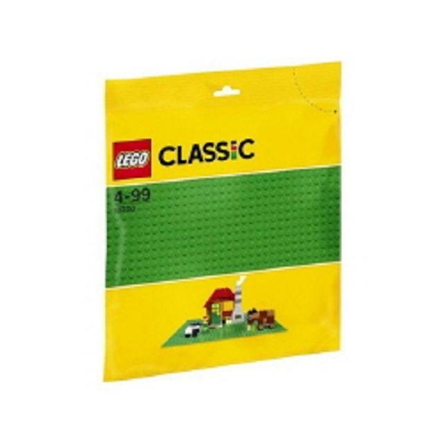 레고 클래식 크리스마스 선물 블록 블럭 녹색 놀이판
