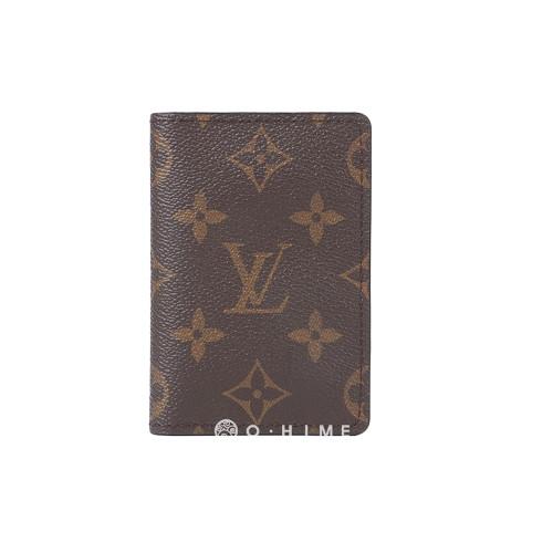 루이비통 [루이비통] 카드지갑 포켓 오거나이저 모노그램