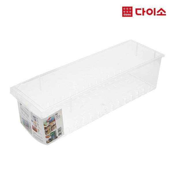 [다이소]다용도칸막이정리함1호-1005219