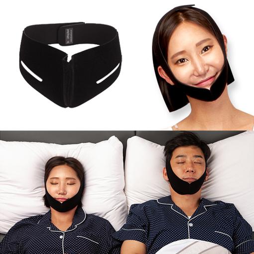DH 닥터 꿀잠 수면밴드 여성 남성 코골이방지 입벌림방지 리트팅밴드, 1개