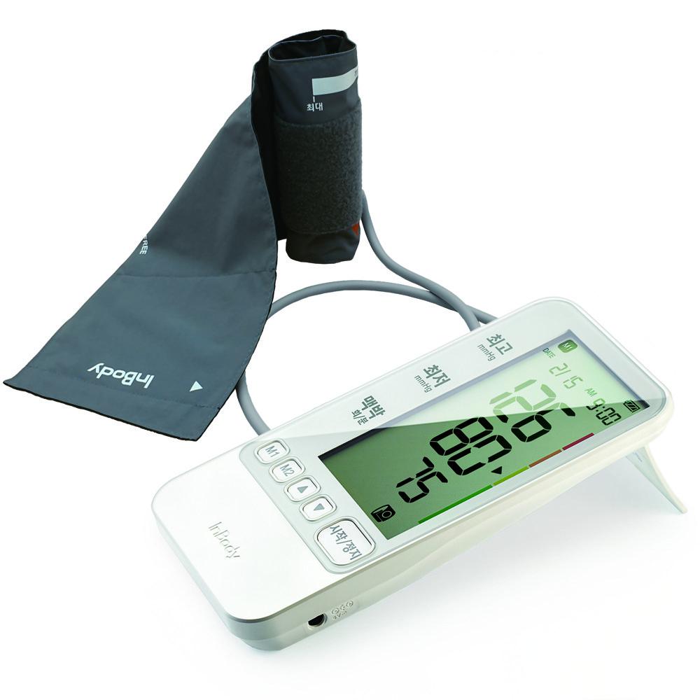 인바디 BP170 혈압계 혈압측정기 국산 가정용 혈압기, 1개, BP170+아답터