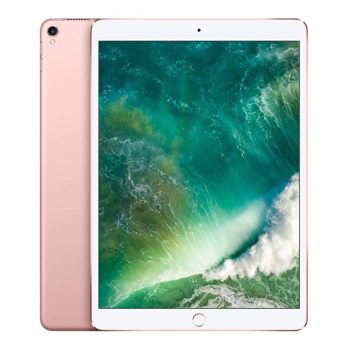 애플(Apple) 아이패드 프로 10.5인치 WiFi + 셀룰러 태블릿PC, 로즈골드(Rose Gold), 256GB
