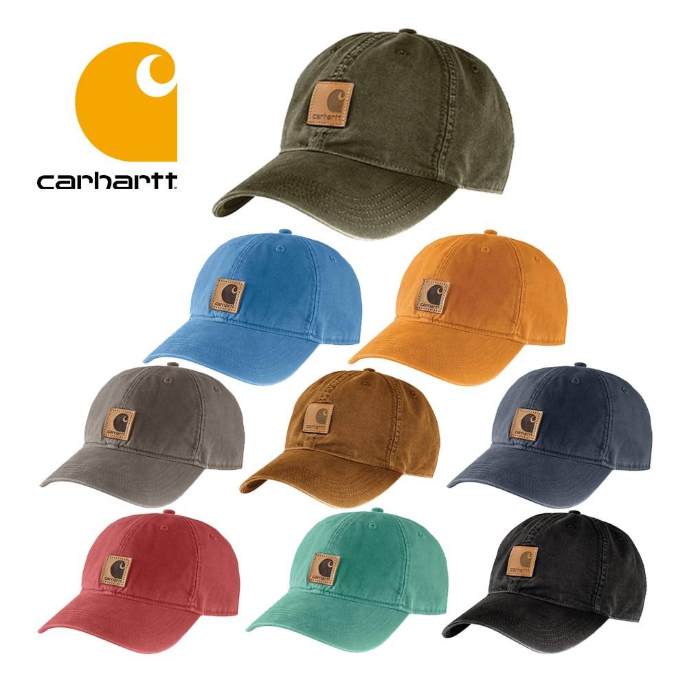 칼하트 오데사 캡 남여공용 모자