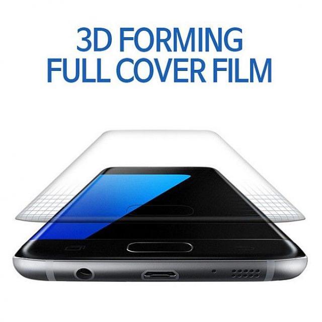 노멜스토어 갤럭시S7. ZN 풀커버 3D 포밍 9H 강도 보호필름 G930 휴대폰 전면보호, 1
