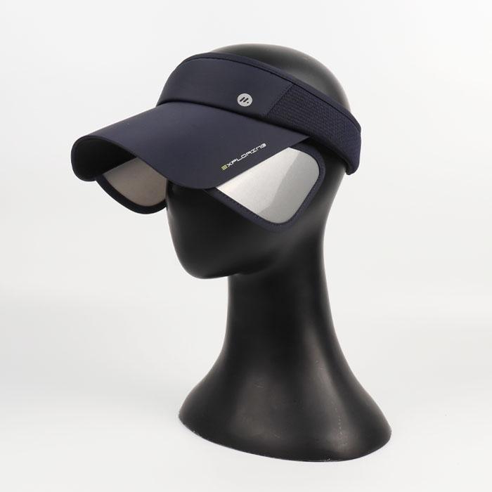 Product Image of the 비토스 자외선차단 모자 가볍게 쓰기 편한 산책할때 필수 슬라이드 썬캡 테니스 모자