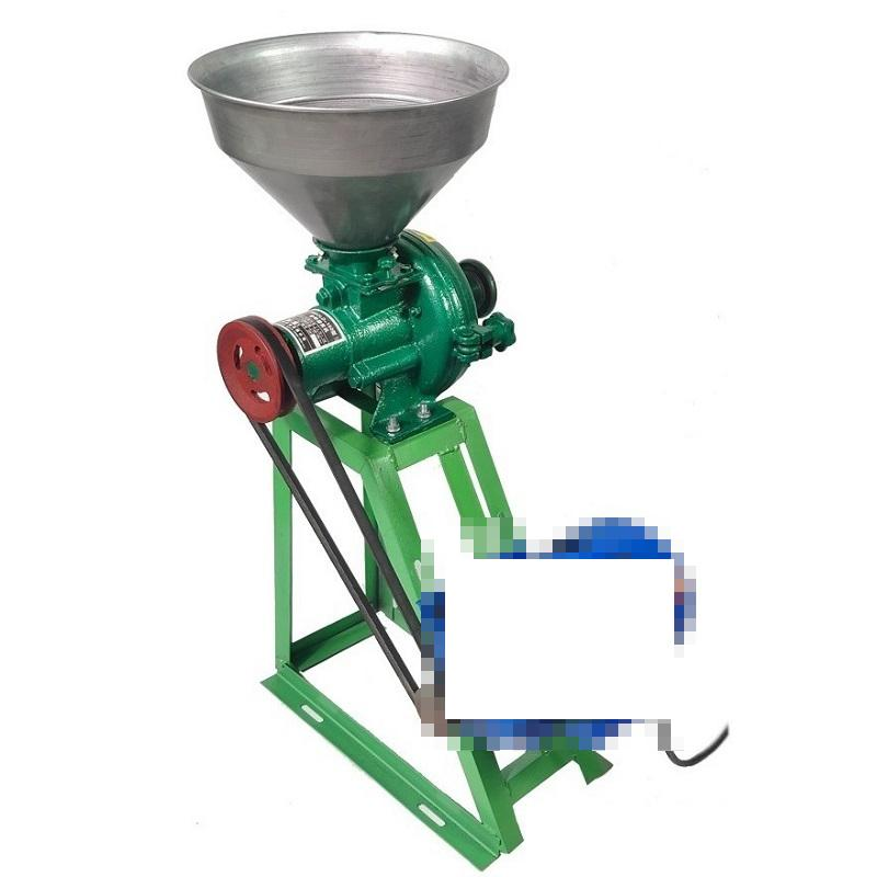 곡물분쇄기 제분기 가정용 작은다기능 밀링 머신 한약 고추 가루 그라인더 농업용 농장