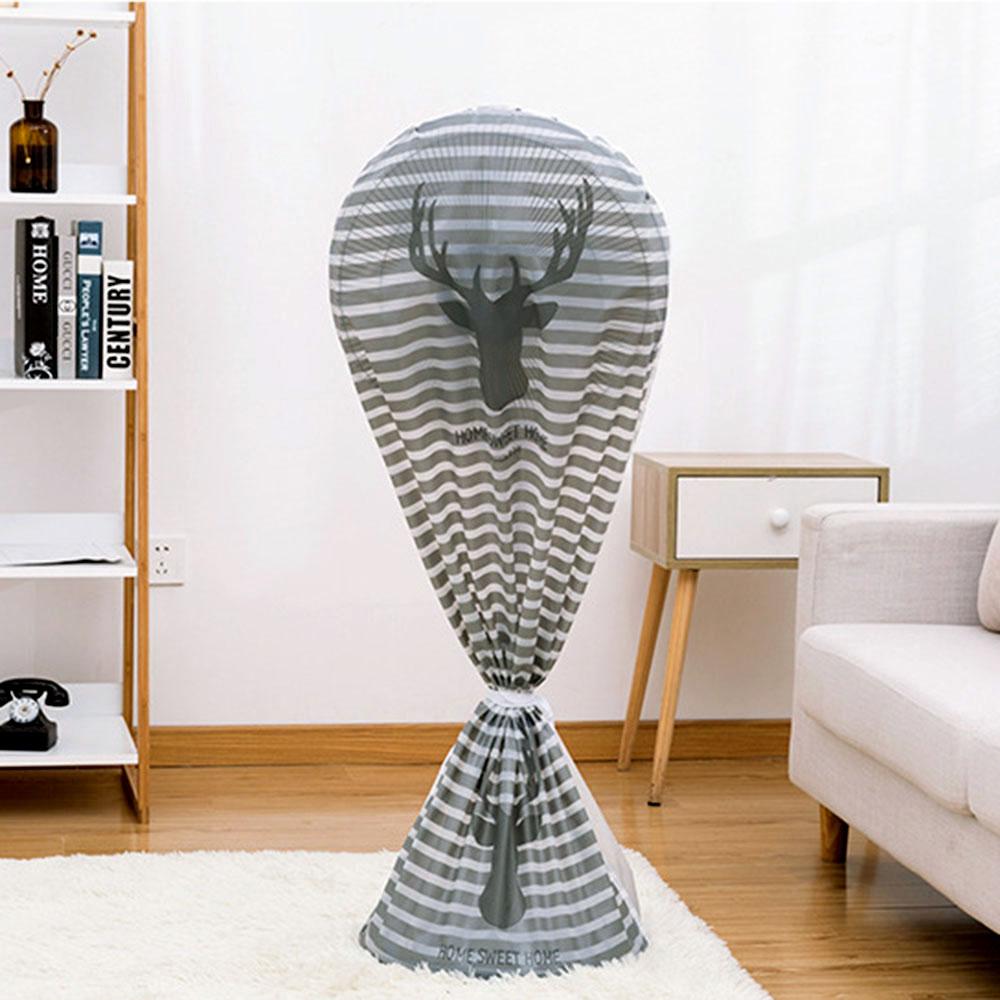 사슴 스탠드 선풍기커버(59x143cm)/ 방수 선풍기덮개