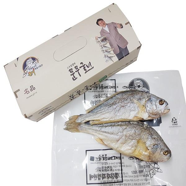 법성포 문무울금보리굴비2미25cm내외 명절선물 차레상, .