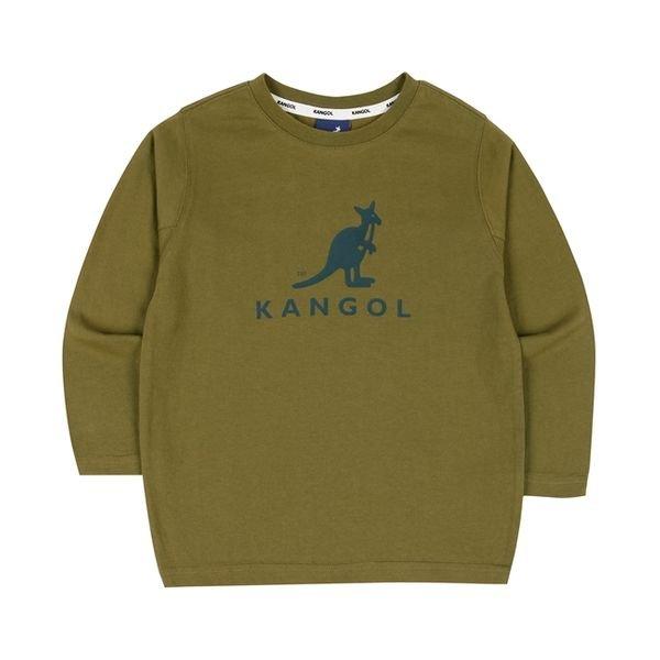 [갤러리아] 캉골키즈빅 로고 티셔츠 0102 카키
