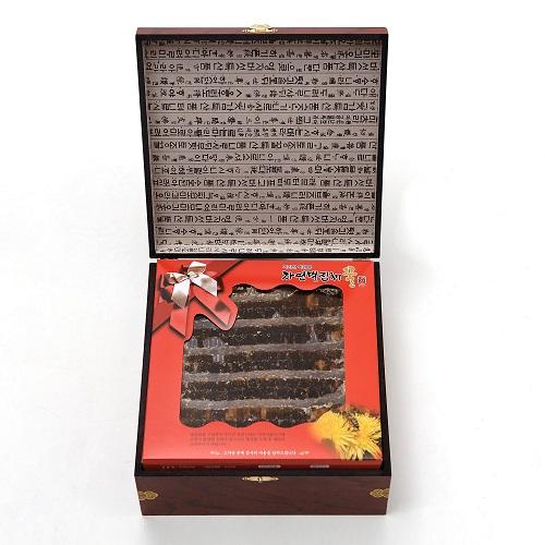 지리산바래봉 벌집꿀 2kg 종이함/고가구, 종이함 2kg