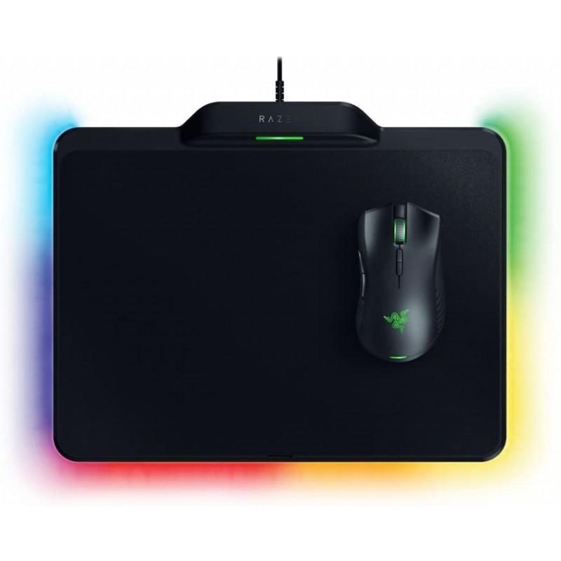 |독일| Razer 맘바 HyperFlux 와 반딧불 게임 마우스 번들 블랙, 단일상품, 단일상품