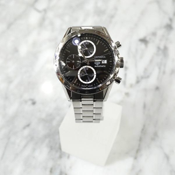 [와이즈럭스]태그호이어 CV2016 까레라 레이싱 크로노그래프 시계 EZK