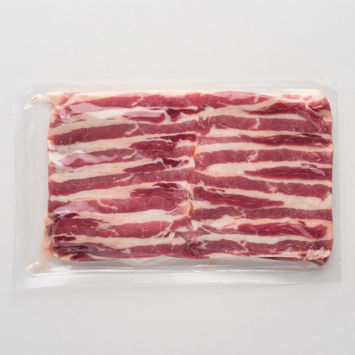 목사골농장 한돈 국내산 돼지 대패삼겹살 600g 냉장, 1개