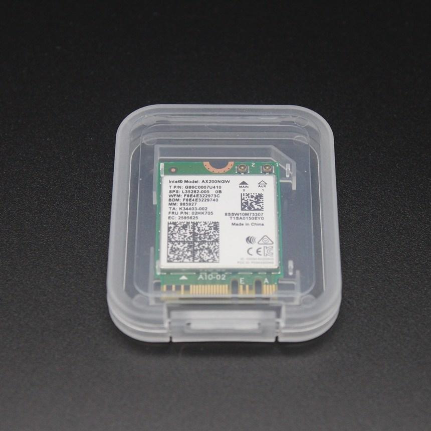인텔 AX200 NGW 와이파이6 무선랜카드 노트북용, AX200NGW