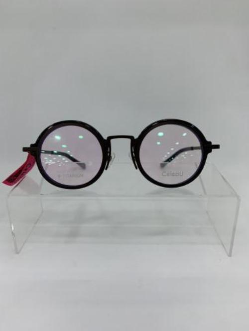 셀럽유 100%정품 CHASTAIN2 안네발렌틴ST M2 ST 동글이안경 둥근안경 명품안경ST 안경선물 특이한안경