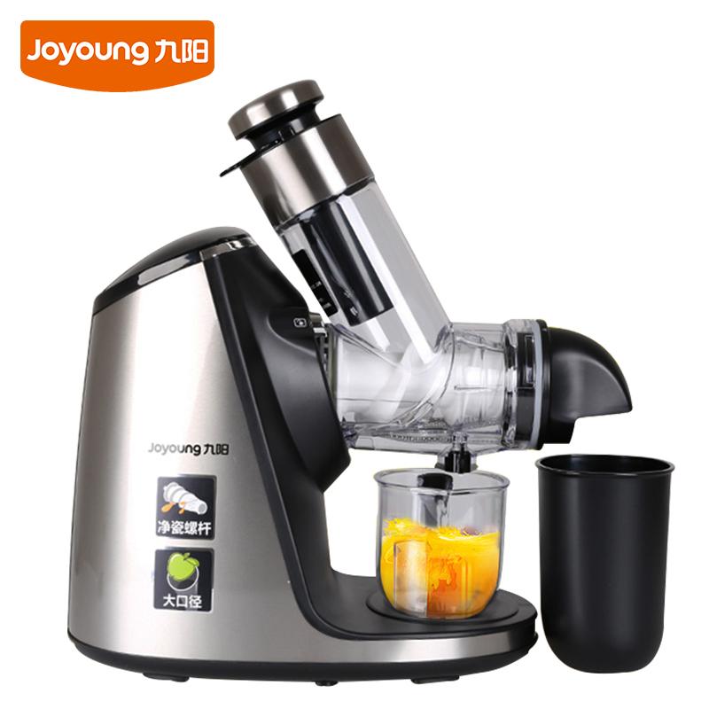 믹서기 Joyoung/Joyoung JYZ-E19가정용 느리고빠른속도 전자동 과즙찌꺼기 분리 과일과야채 주서기, 기본