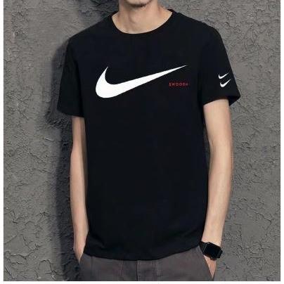 나이키 더블 스우시남녀공용 반팔 3종 CK2253 티셔츠