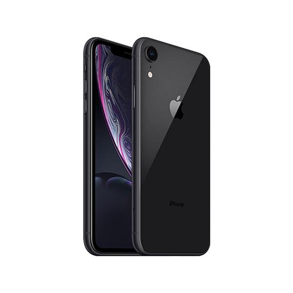 아이폰 XR 128G 새제품 가개통 공기계 풀박스, 블랙