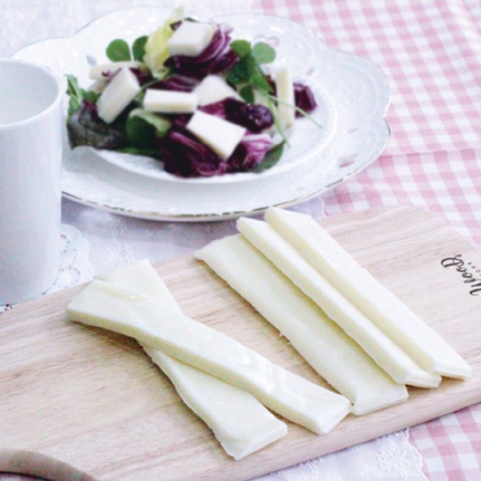 화이트 와인 모짜렐라 스트링 치즈 종류 안주 샐러드, 자연 저염치즈 1kg