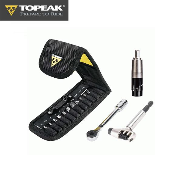 TOPEAK 토픽 공구 RATCHET ROCKET LITE NTX+라쳇 로켓 휴대용 토크렌치