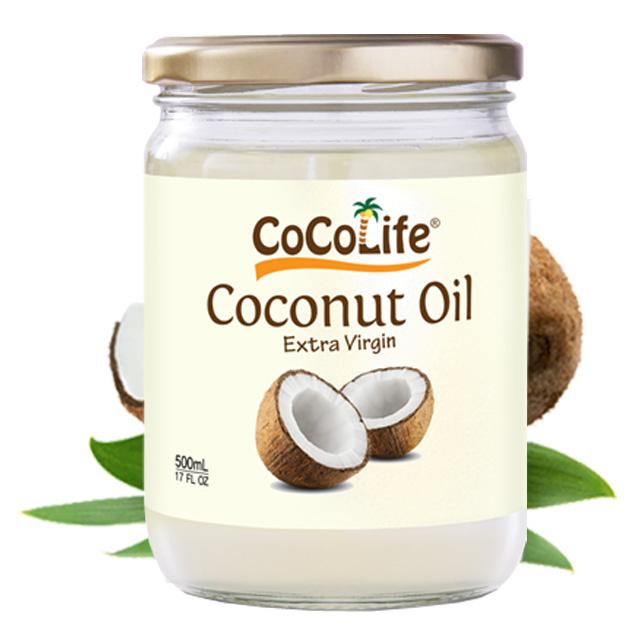 식용 엑스트라 버진 코코넛오일 500ml, 1개