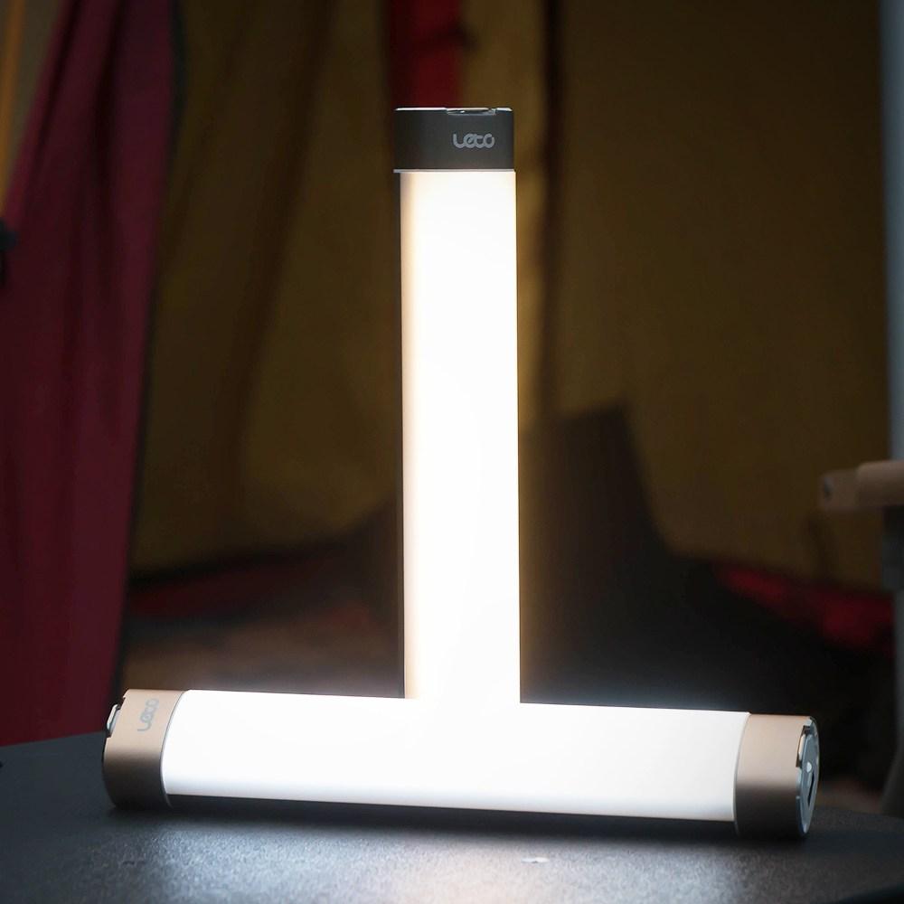 레토 충전식 다용도 LED 랜턴 LPL-01, 골드, 1개-8-31230668