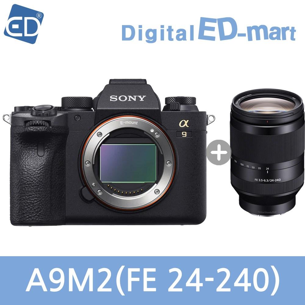 소니 A9M2 미러리스카메라, 11 소니정품A9M2 / FE 24-240mm OSS 액정필름