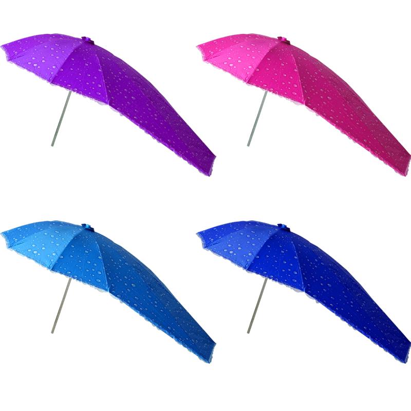 어닝 길이늘임 전동 배터리카 우산 양산 비막이 자외선차단 비가림막 태양 자전거 발판 오토바이, T17-단품구매 길이늘임 우산은 필요 없다 지지대(색상메모)