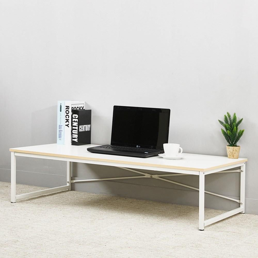 일루일루 화이트 마틴 책상&테이블 모음전, 화이트 마틴 기본형 좌식 책상
