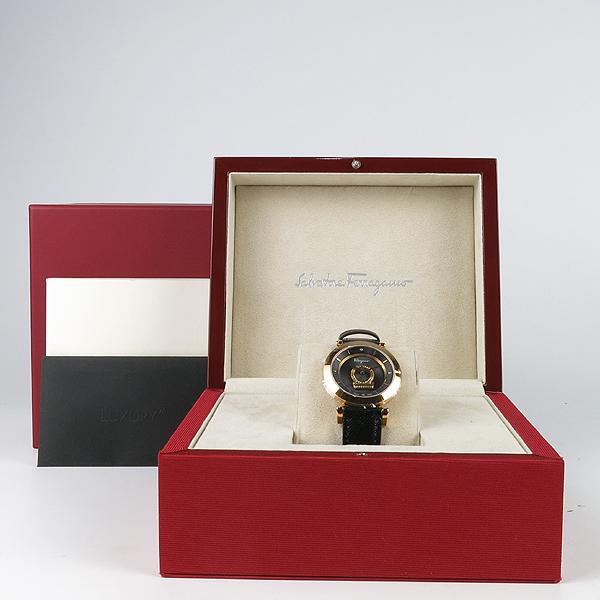 페라가모 미뉴에트 간치니 시계 K6006FE