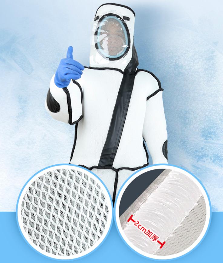 말벌 작업복 방호복 보호복 방충복 해충 벌 방지 소독, 1