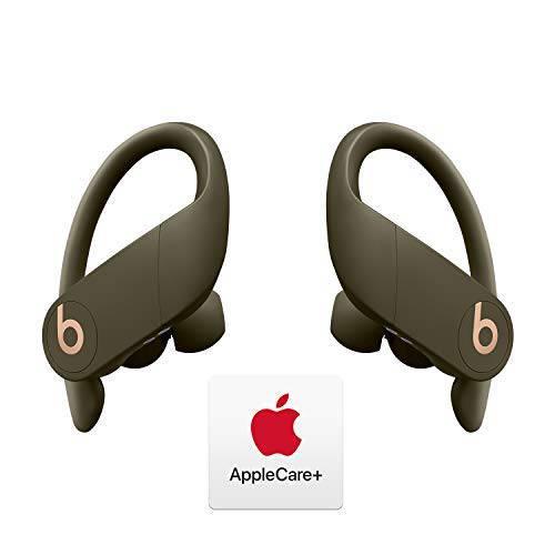 파워비츠 프로 총 무선 이어폰 - 애플 H1 칩 - Moss 애플케어+ 번들 묶음 Po, 상세내용참조