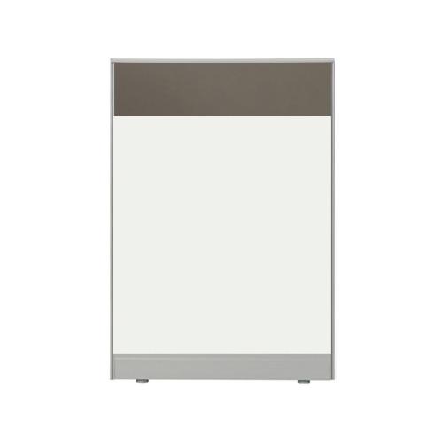 더인파티션 45T PVC 컬러 파티션 사무실 파티션/사무용 칸막이, 높이1200파티션-웜그레이(PCPG-QW)