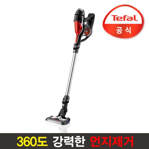 [신세계TV쇼핑][테팔] 에어포스360 올인원 무선청소기 TY9253, 단일상품, 단품