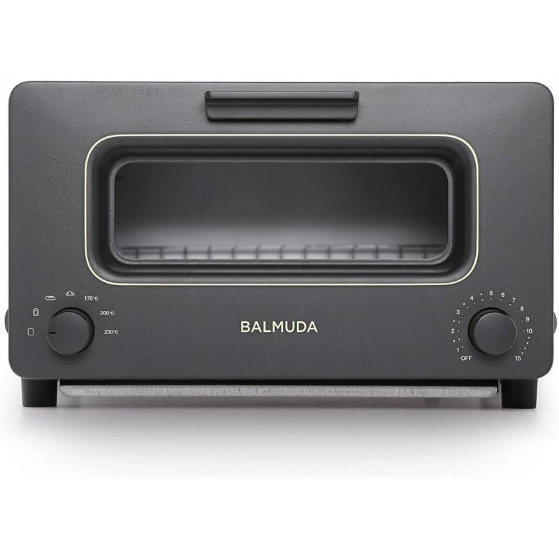 바루뮤다 스팀 오븐 토스터 BALMUDA The Toaster K01E-KG (블랙), 단일상품