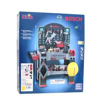 보쉬토이 워크 스테이션SE KL8138 보쉬공구놀이세트 장난감 공구놀이 세트