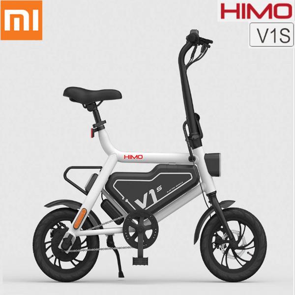 샤오미 전기자전거 HIMO V1S 전동바이크 12인치, 화이트