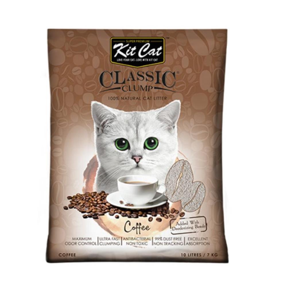 다이써 고양이 모래 먼지제거 커피향 7kg 고냥이 집고양이