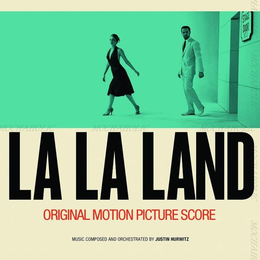 라라랜드 OST- La Land 바이닐 엘피 판 [2 LP]