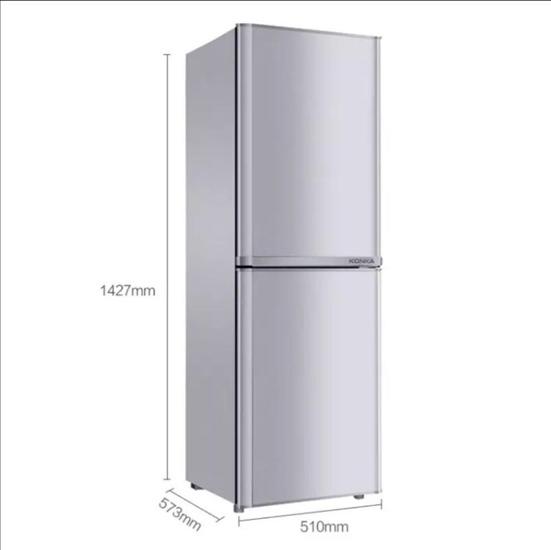 가정용 업소용 냉장고 원룸 300리터 400리터 500리터 600리터 700리터 900리터 소형 미니 중형 대형 김치 냉장고 KONKA Konka BCD-170TA 2 276, 170 리터 촬영 전 재고 확인을 위해 고객 서비