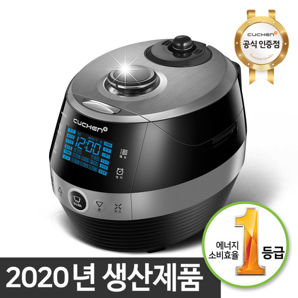 [쿠첸] 6인용 전기압력밥솥 CJS-FA0601V 다이킹코팅 음성안내 자동세척 뚜껑분리, 상세 설명 참조