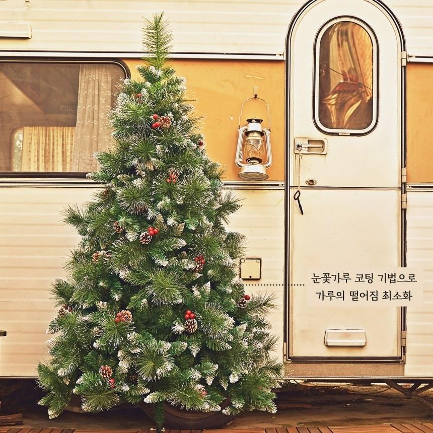 제이몰 대형 크리스마스 트리 크리스마스트리 매장 상가 어린이집 유치원 교회 성당, 스노우트리