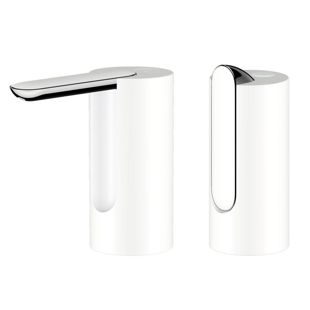 가정용 휴대용 전기 워터펌프 충전식 가정용 생수펌프, 전동양수기 접이식