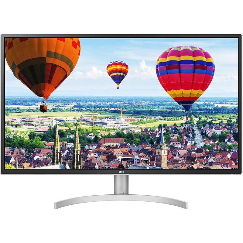LG 32QK500-C 32 인치 클래스 QHD LED IPS 모니터 Radeon FreeSync (31.5 형 대각선), 단일옵션