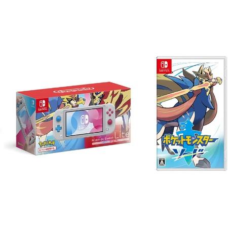 1. 닌텐도 Nintendo Switch Lite 자시안 자마젠타 포켓몬스터 소드 - Switch[Amazon.co.jp 한정] 오리지널, 원 컬러_02, 상세 설명 참조0, 상세 설명 참조0