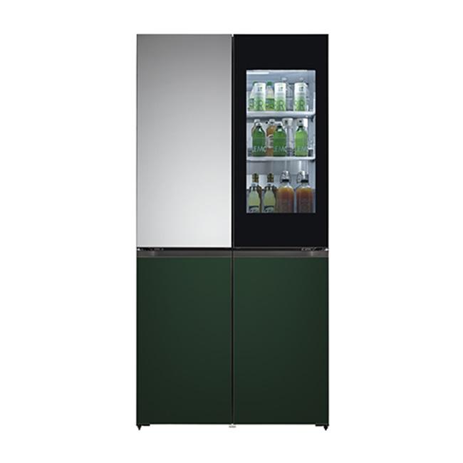 LG전자 M870SSG451S 오브제컬렉션 냉장고 1등급 스테인리스
