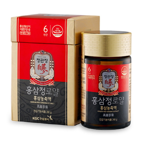 정관장 홍삼정 로얄 240g, 단품, 단품