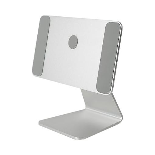 투랩 아이패드 12.9 ipad 마그네틱 스탠드 거치대 태블릿 각도조절 회전 메탈 자석, 12.9인치(아이패드 프로 5세대), 실버-2-5898779221