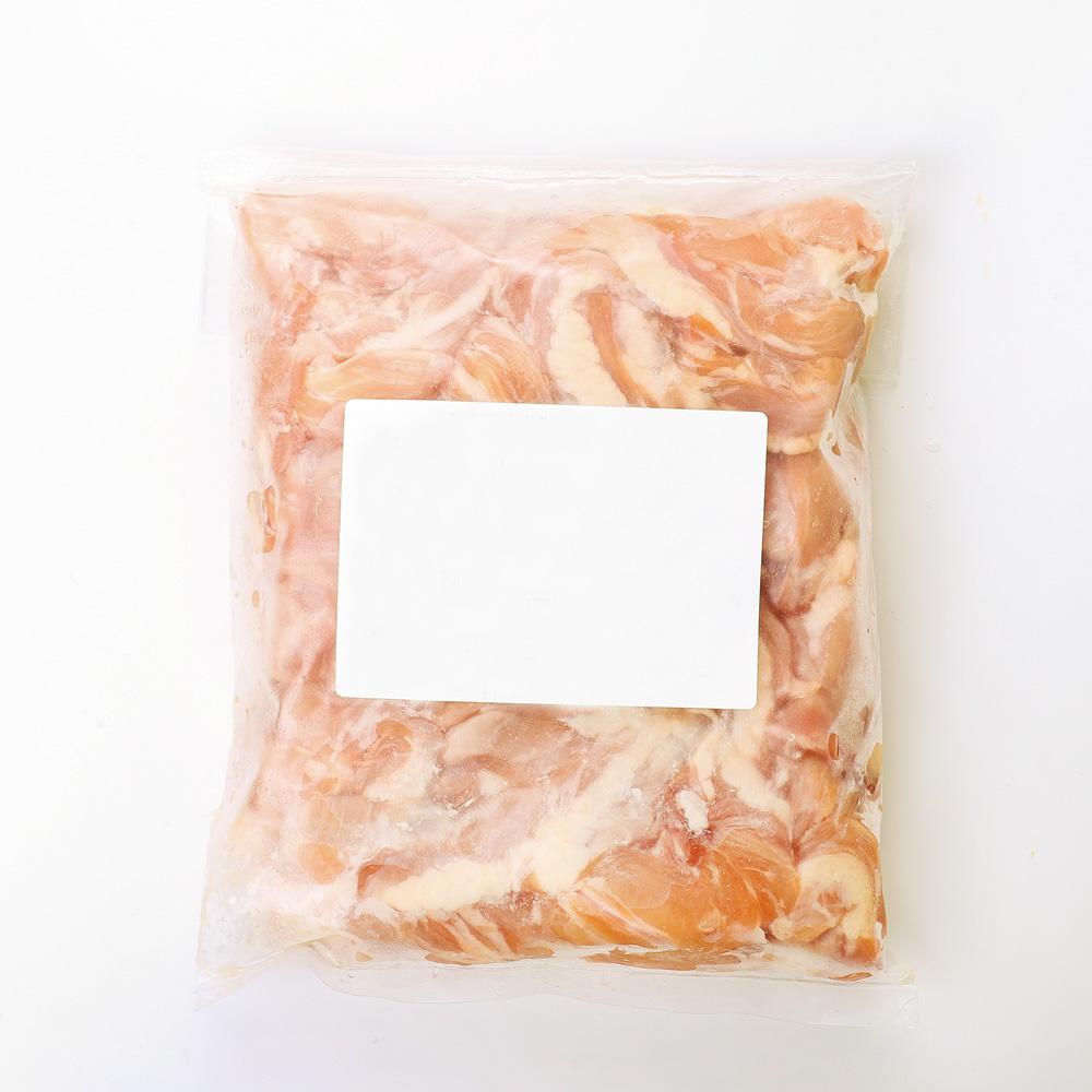 바른씨 국내산 냉동 닭목살 1kg+1kg