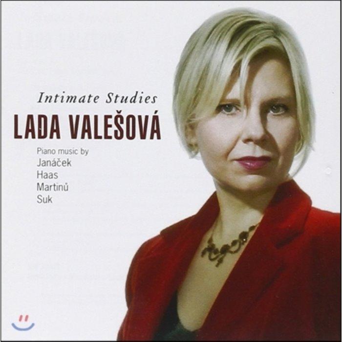 Lada Valesova 체코 피아노 음악의 걸작 - 야나첵 / 하스 / 마르티누 / 수크 (Intimate Studies - Janacek / Haas /...